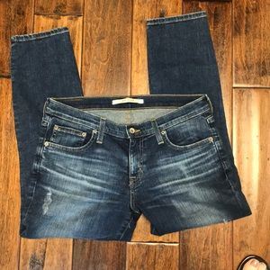 Big Star jean ankle length jeans size 29